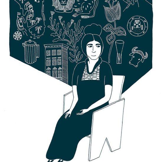 Ilonka Karasz Illustration